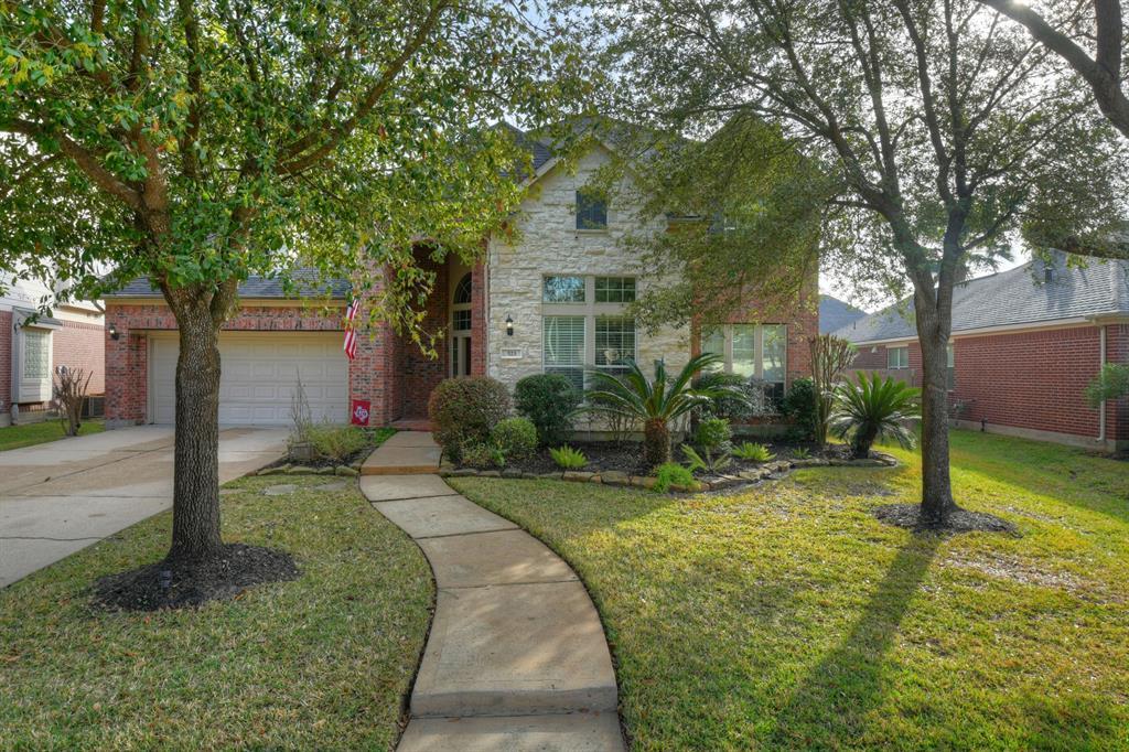 523 Savannah Springs Way Property Photo - Spring, TX real estate listing