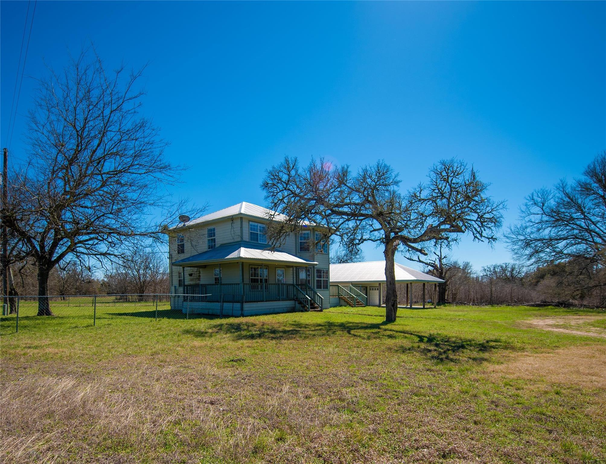 9110 Fm 2145 Property Photo - Ledbetter, TX real estate listing