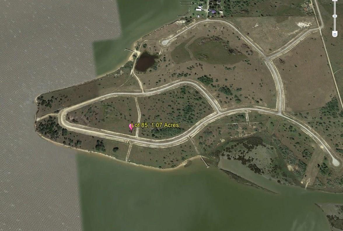 Lot 85 Fivemile Trail Property Photo - Palacios, TX real estate listing