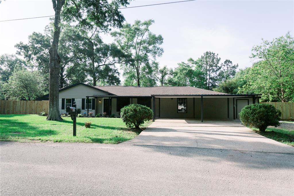 241 Tall Timbers Road Property Photo - Woodbranch, TX real estate listing