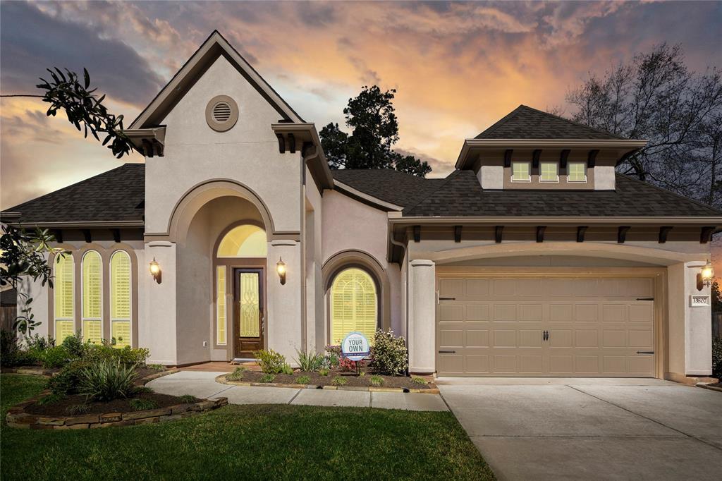 33807 Mill Creek Way Property Photo - Pinehurst, TX real estate listing