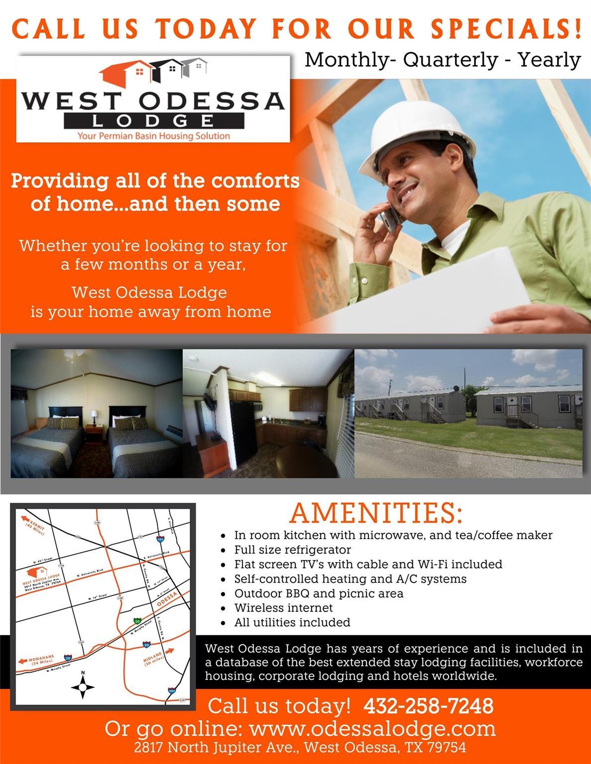 2805 Jupiter Avenue N #3 Property Photo - West Odessa, TX real estate listing