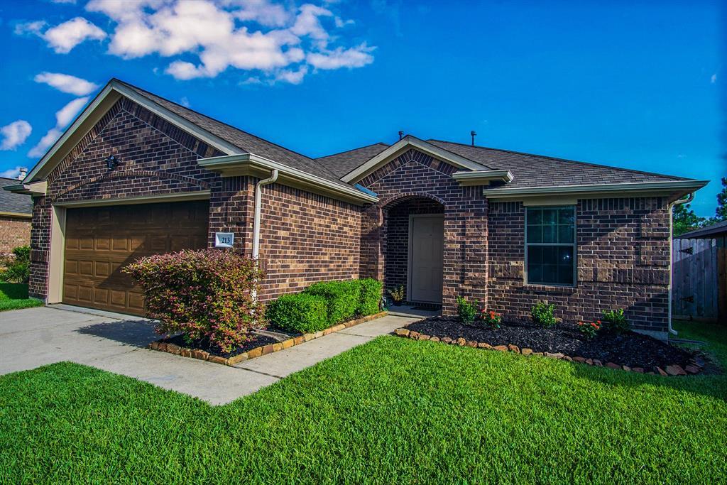 213 Hawks View Drive Property Photo - La Marque, TX real estate listing