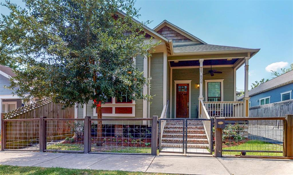 509 Enid Street Property Photo - Houston, TX real estate listing