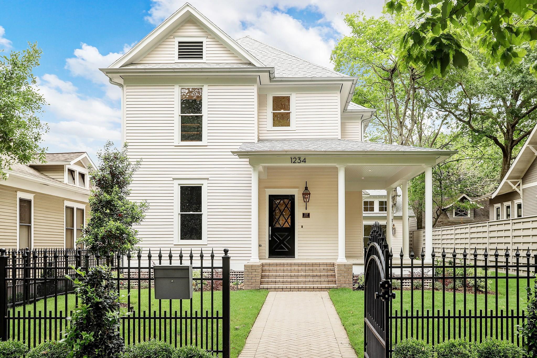 1234 Harvard Street Property Photo - Houston, TX real estate listing