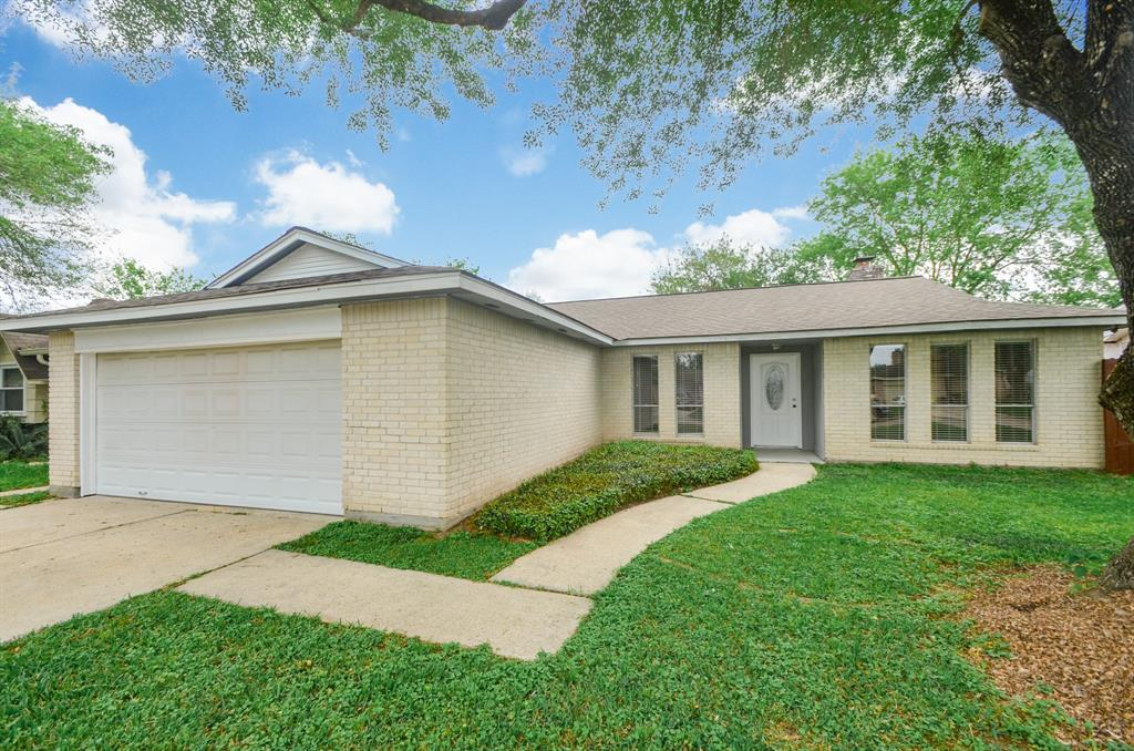 11518 New Vista Lane Property Photo - Houston, TX real estate listing