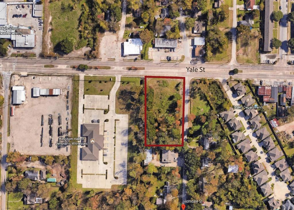 0 Hohldale Property Photo - Houston, TX real estate listing