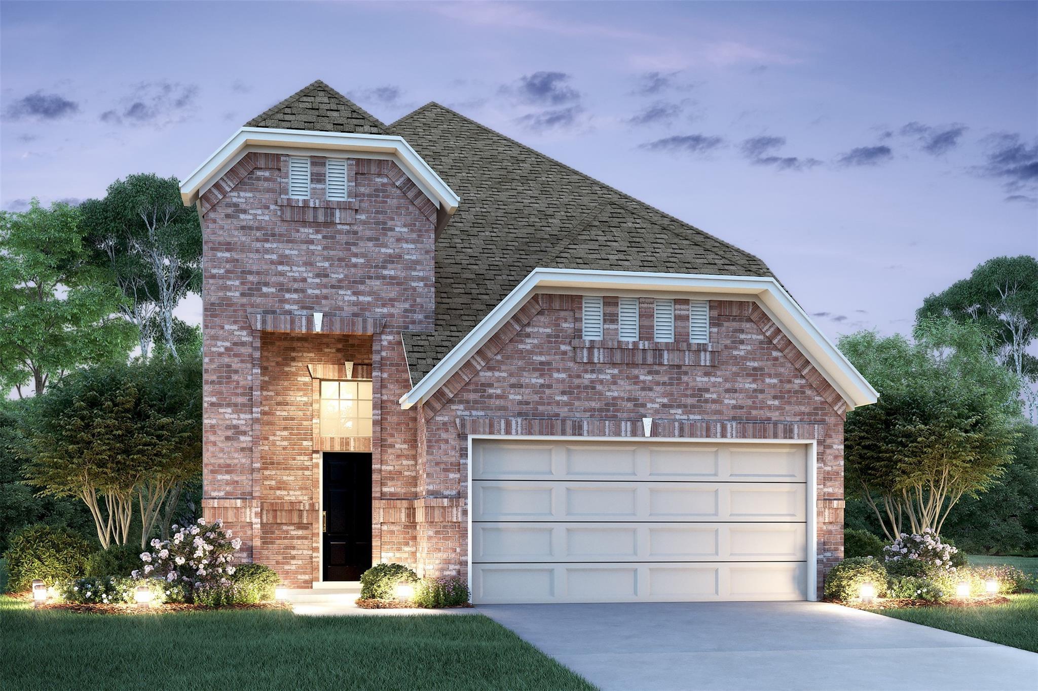 7610 Mesa Ranch Trail Property Photo - Houston, TX real estate listing