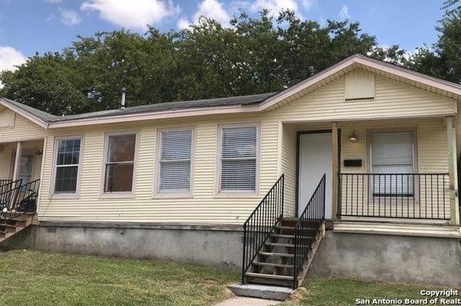 933 Pointsettia Property Photo - San Antonio, TX real estate listing