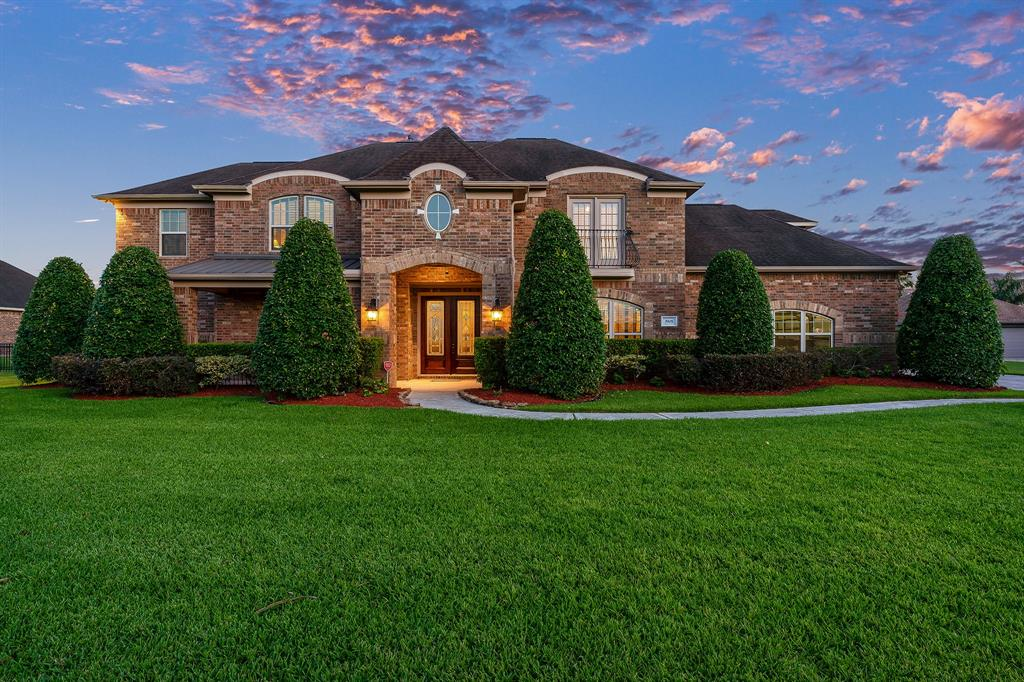 3905 Olympia Springs Drive Property Photo - League City, TX real estate listing