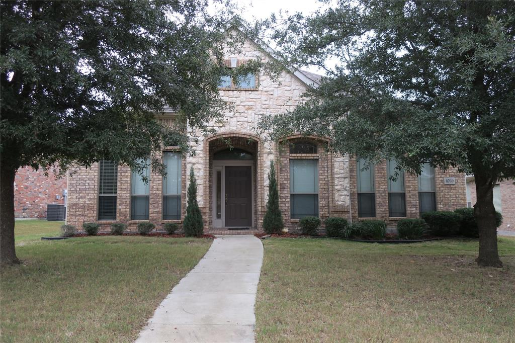8769 Fredrick Drive Property Photo - Frisco, TX real estate listing