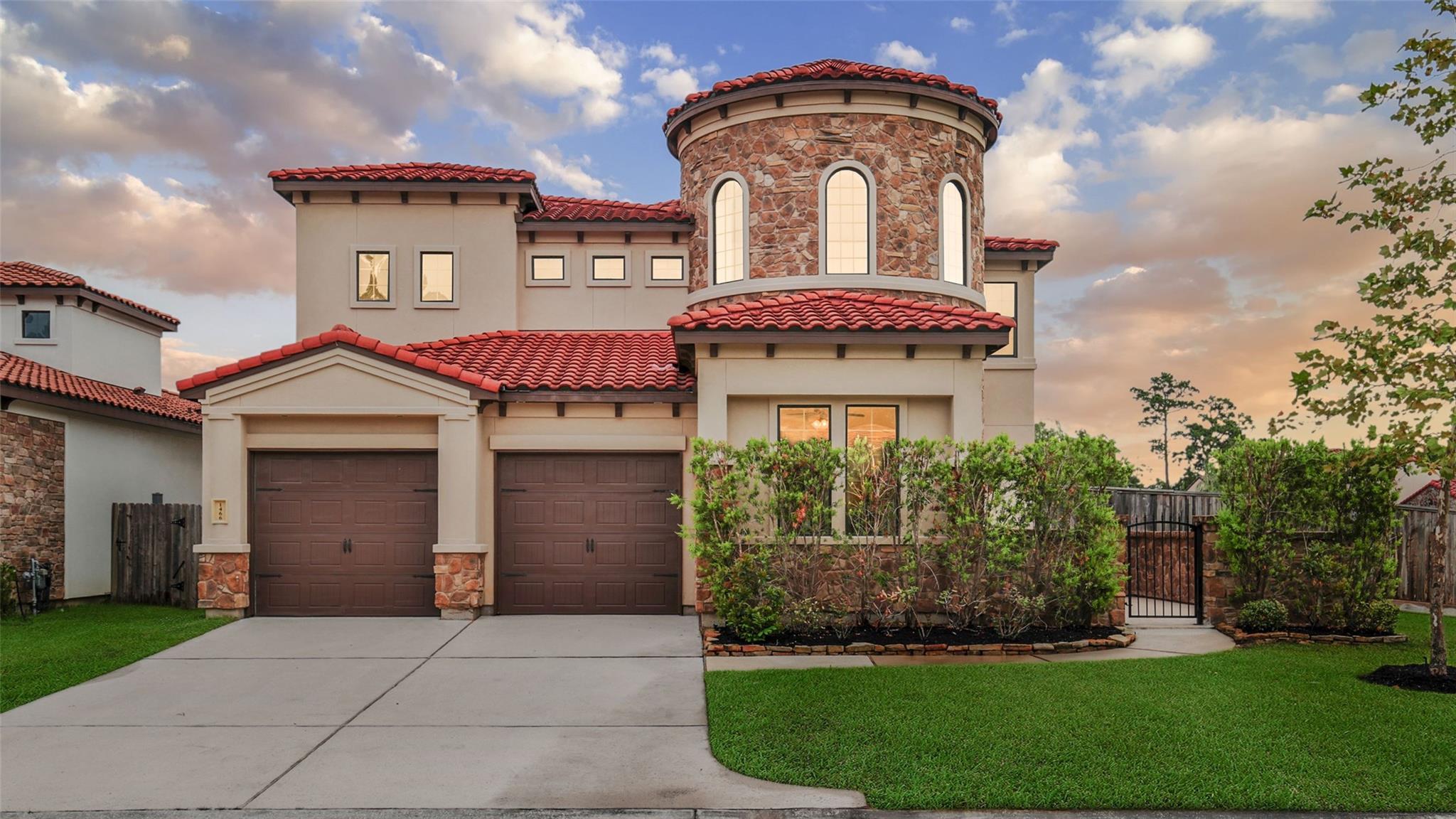 1466 Torrijos Court Property Photo - Shenandoah, TX real estate listing