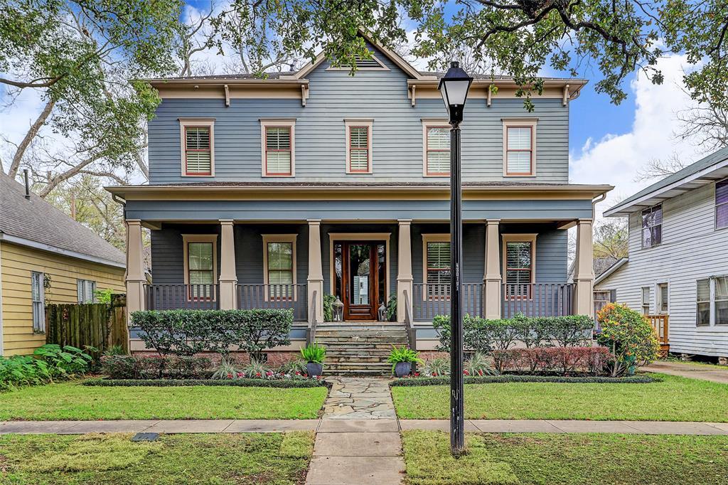 1215 Columbia Street, Houston, TX 77008 - Houston, TX real estate listing
