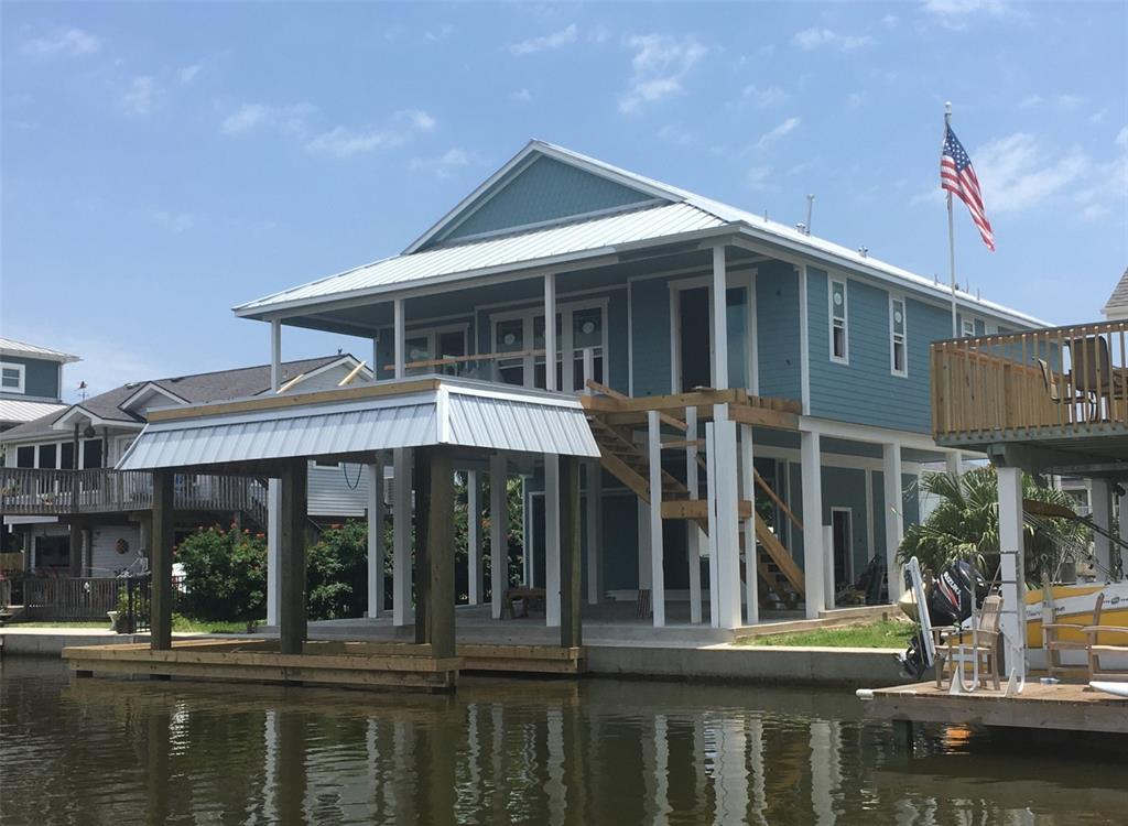 16612 Flounder Way, Jamaica Beach, TX 77554 - Jamaica Beach, TX real estate listing