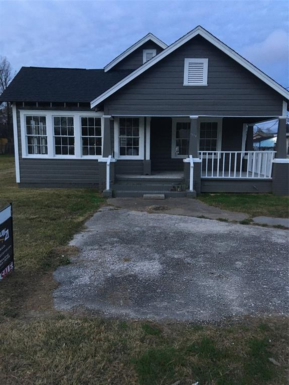 1868 Parry Street, Beaumont, TX 77703 - Beaumont, TX real estate listing