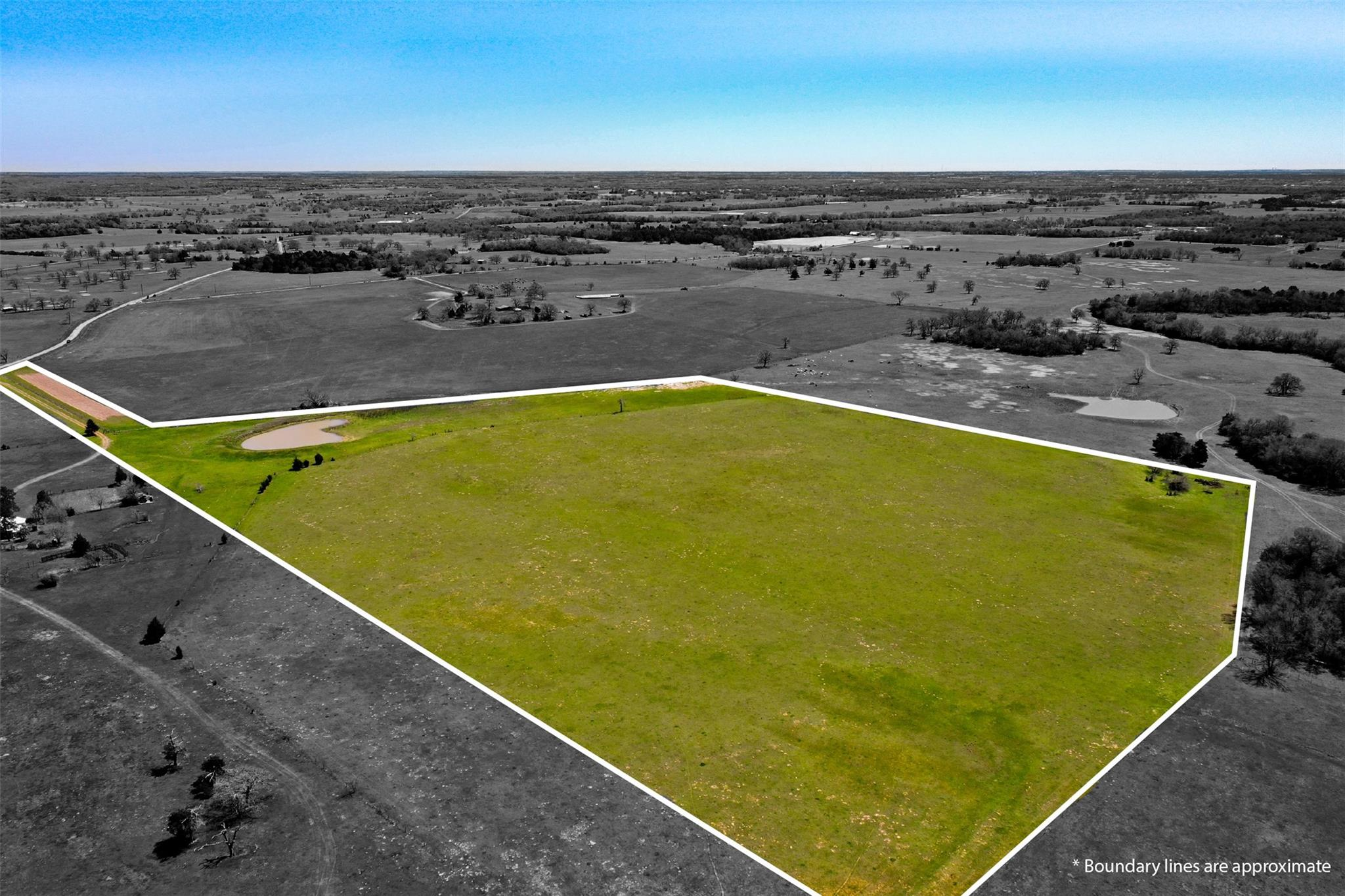 1315 CR 108 Property Photo - Lincoln, TX real estate listing