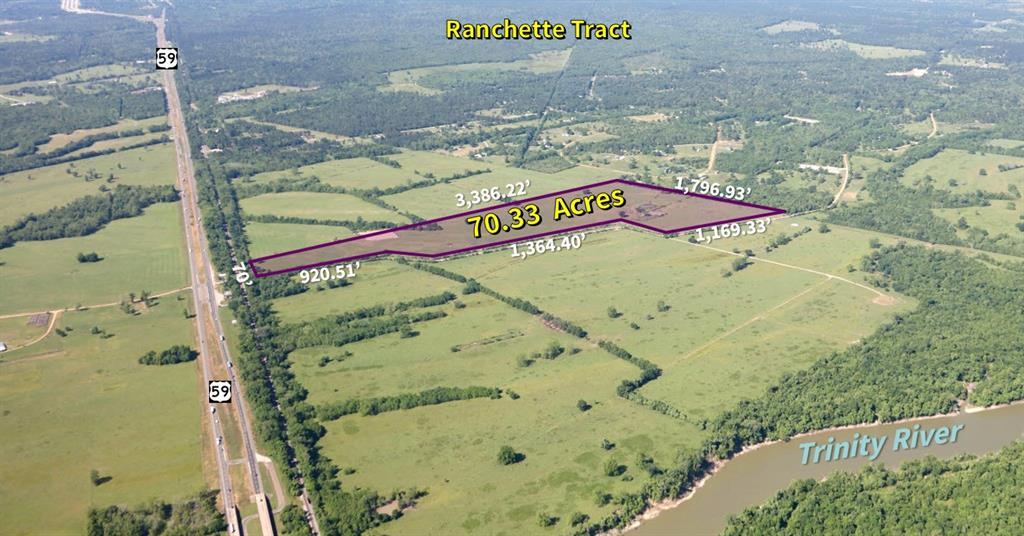TBD Langham Road Property Photo - Shepherd, TX real estate listing