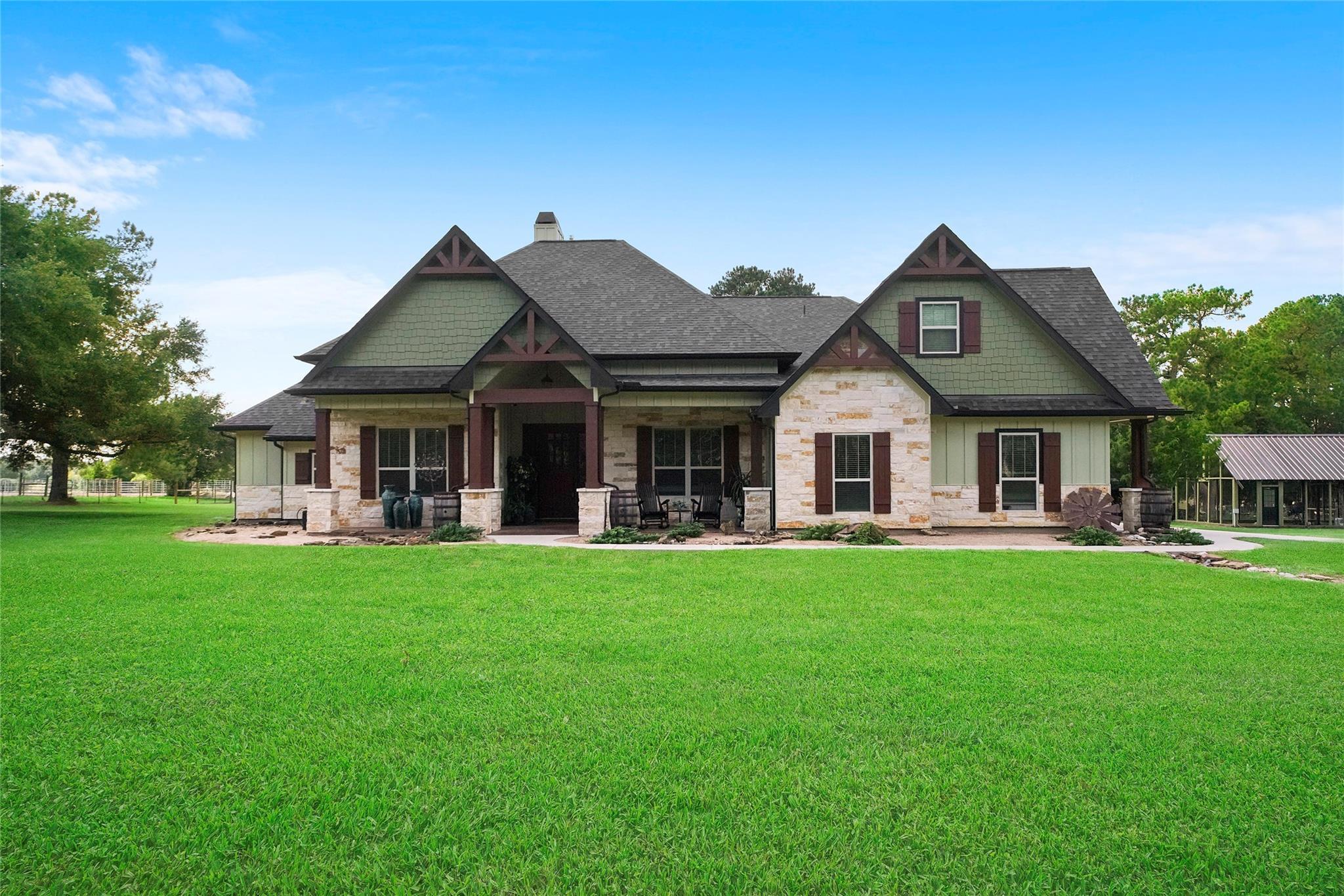 22709 Decker Prairie Rosehil Road Property Photo 1