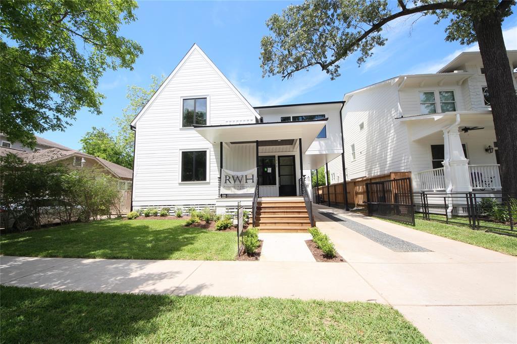 1011 Euclid Street, Houston, TX 77009 - Houston, TX real estate listing