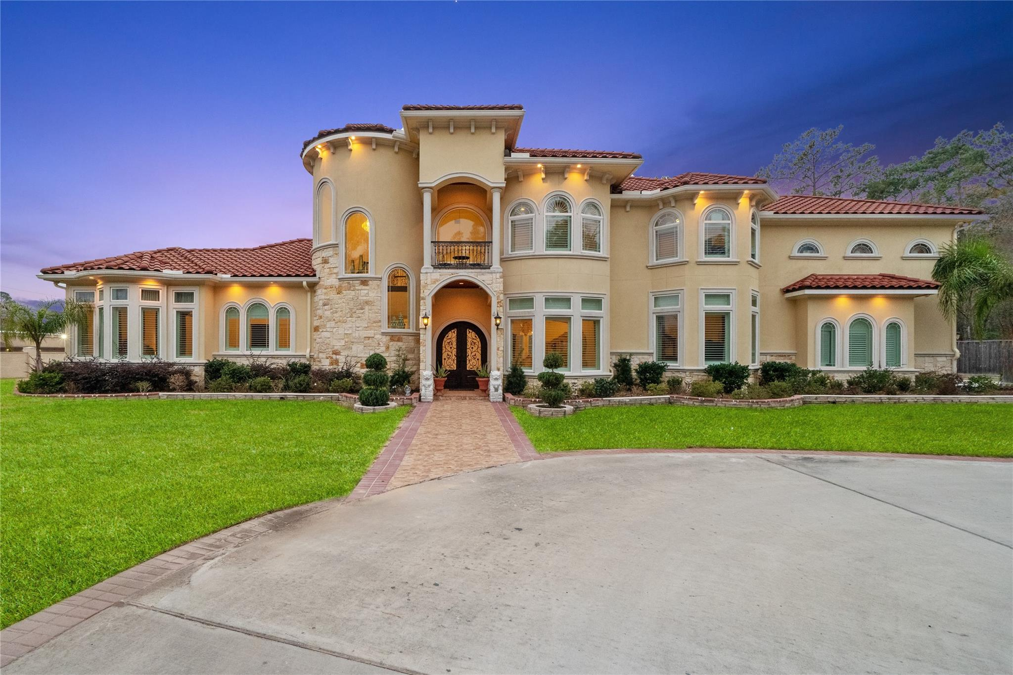 13803 Woodside Green Drive Property Photo - Cypress, TX real estate listing