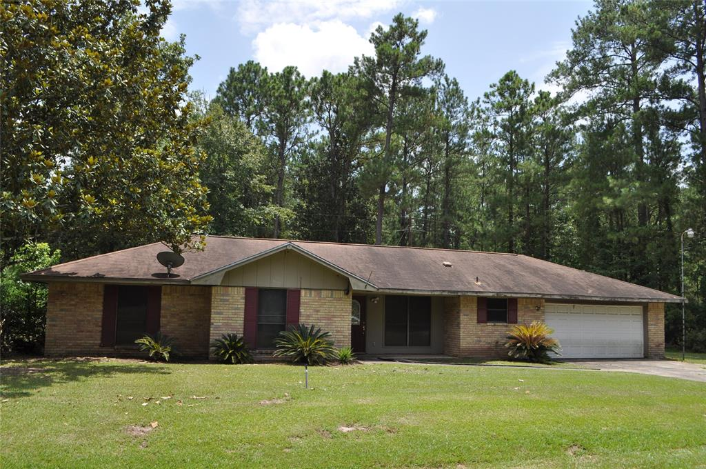 101 Douglas Fir Property Photo - Village Mills, TX real estate listing