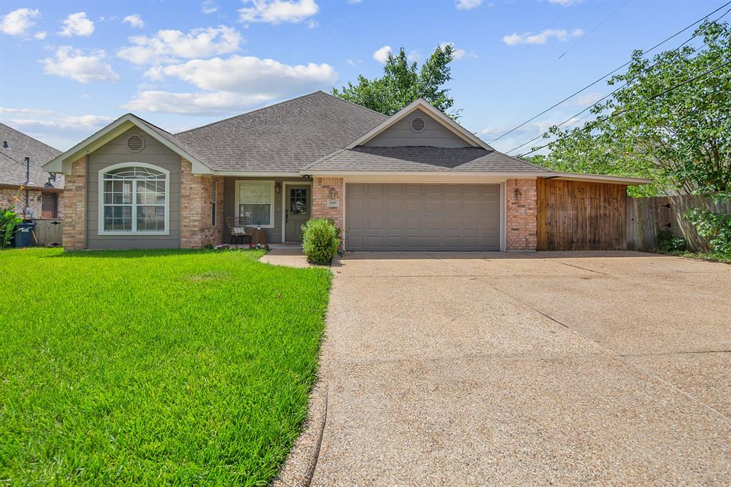 546 Banks Street Property Photo - College Station, TX real estate listing