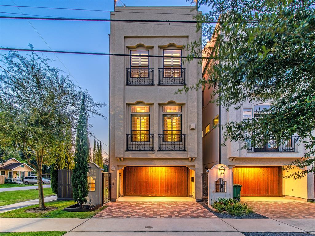 2503 Couch Street #A, Houston, TX 77008 - Houston, TX real estate listing