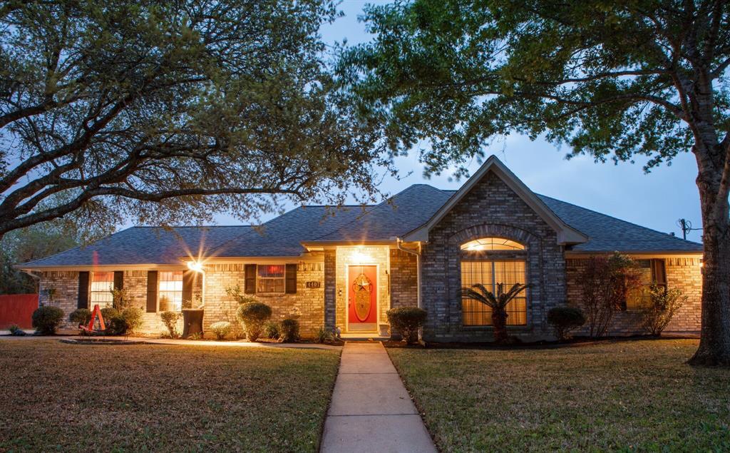 4407 Jackson Street Property Photo - Santa Fe, TX real estate listing