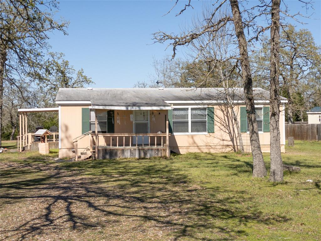 413 Birch Forest Drive Property Photo - Somerville, TX real estate listing