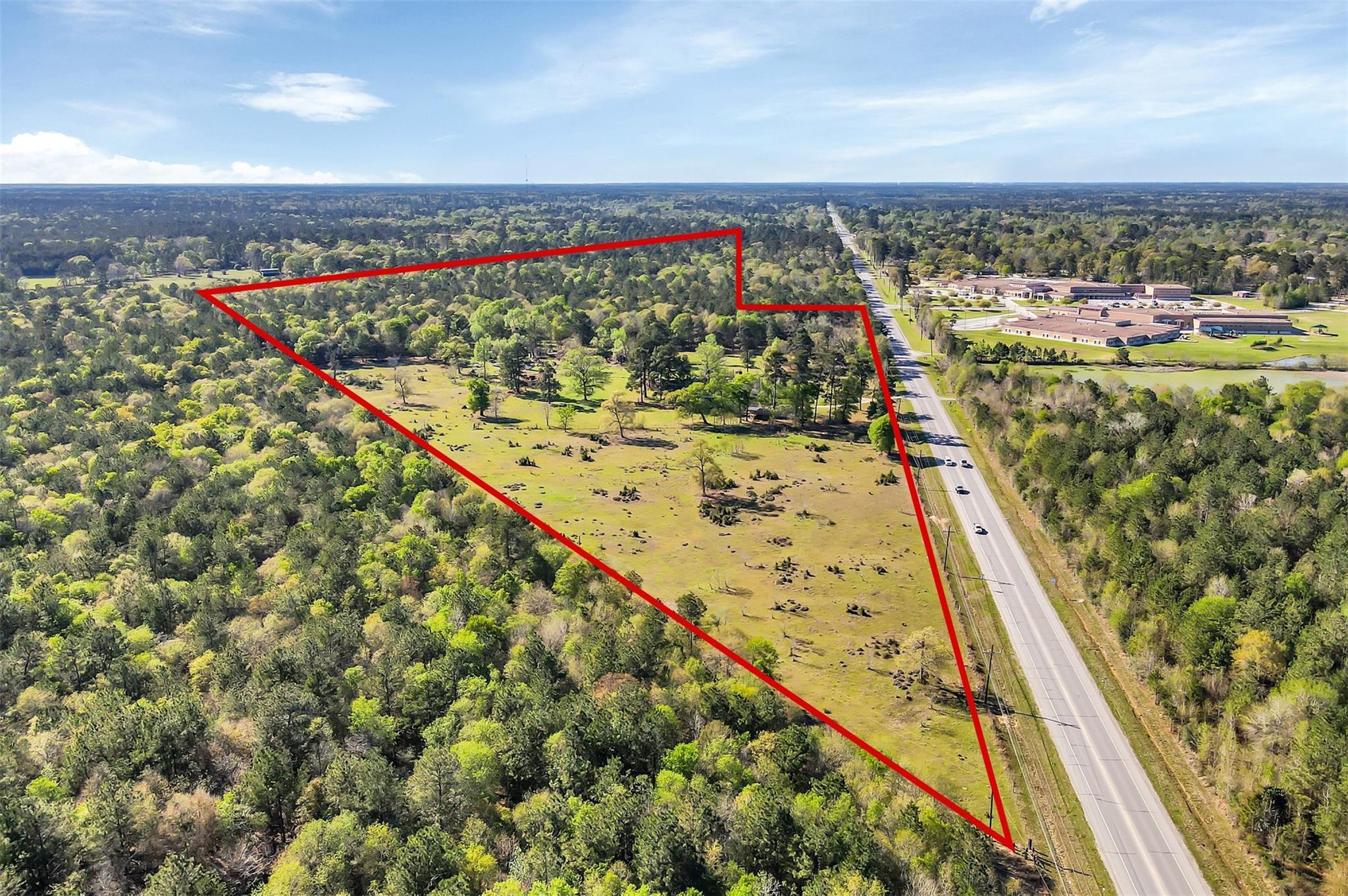 16492 Fm 3083 Road Property Photo - Conroe, TX real estate listing