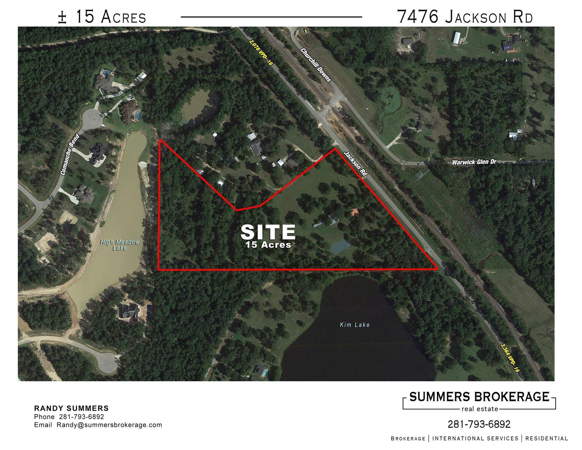 5 Acres Jackson Road Property Photo