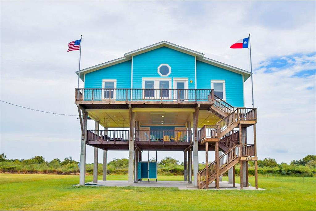 383 Atkinson Property Photo - Port Bolivar, TX real estate listing