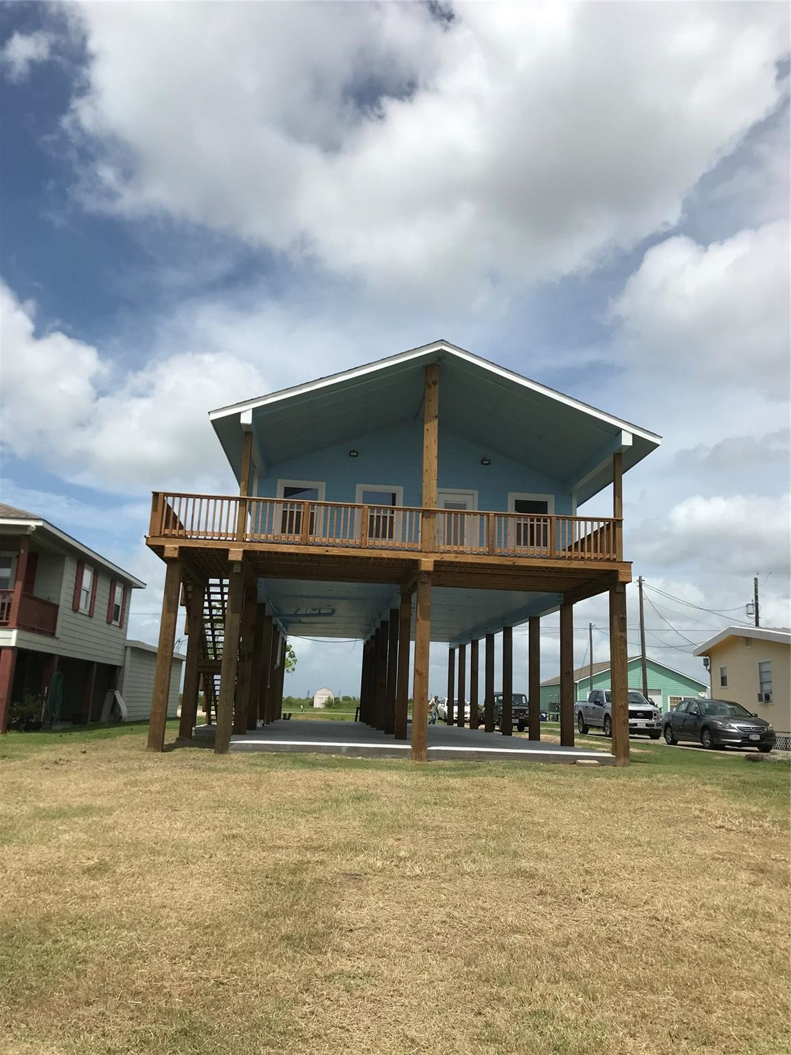 246 Seagull Property Photo - Sargent, TX real estate listing