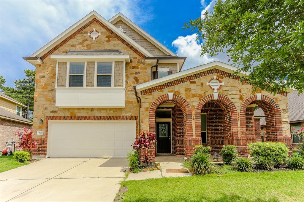 9511 Barlow Springs Ln Lane, Humble, TX 77396 - Humble, TX real estate listing
