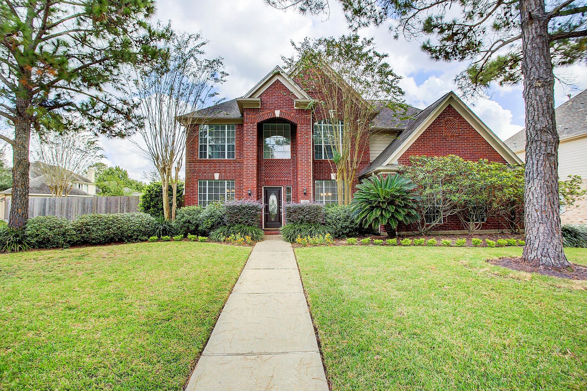 18303 Autumn Park Drive Property Photo - Houston, TX real estate listing