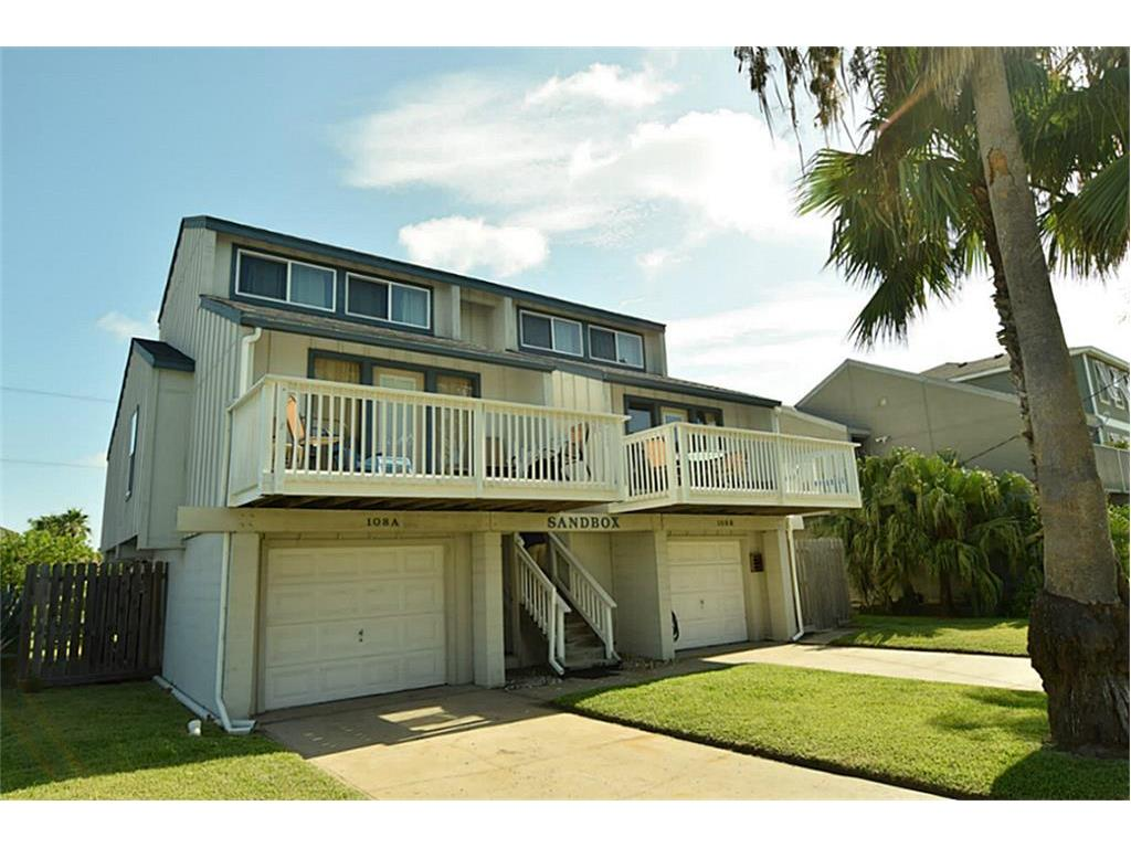 108 E Georgia Ruth Drive, South Padre Island, TX 78597 - South Padre Island, TX real estate listing