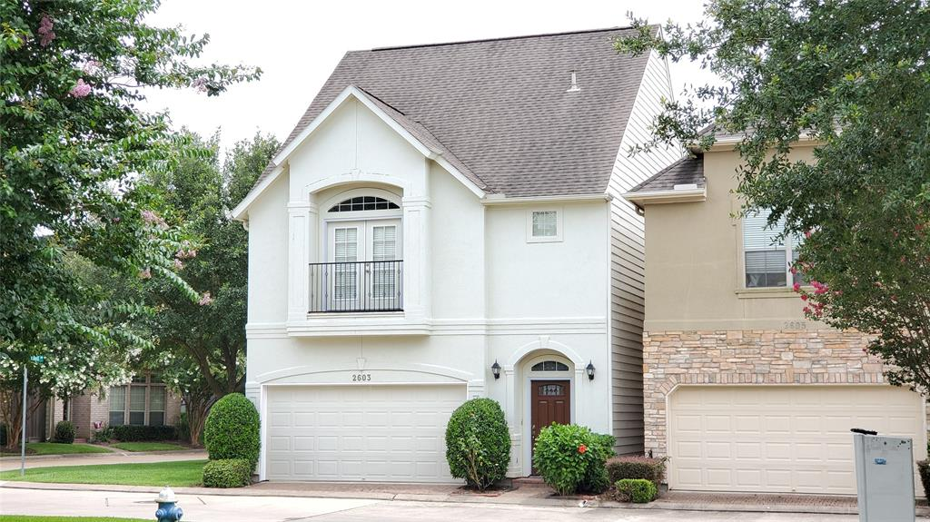 2603 Capewalk Dr Drive Property Photo - Houston, TX real estate listing