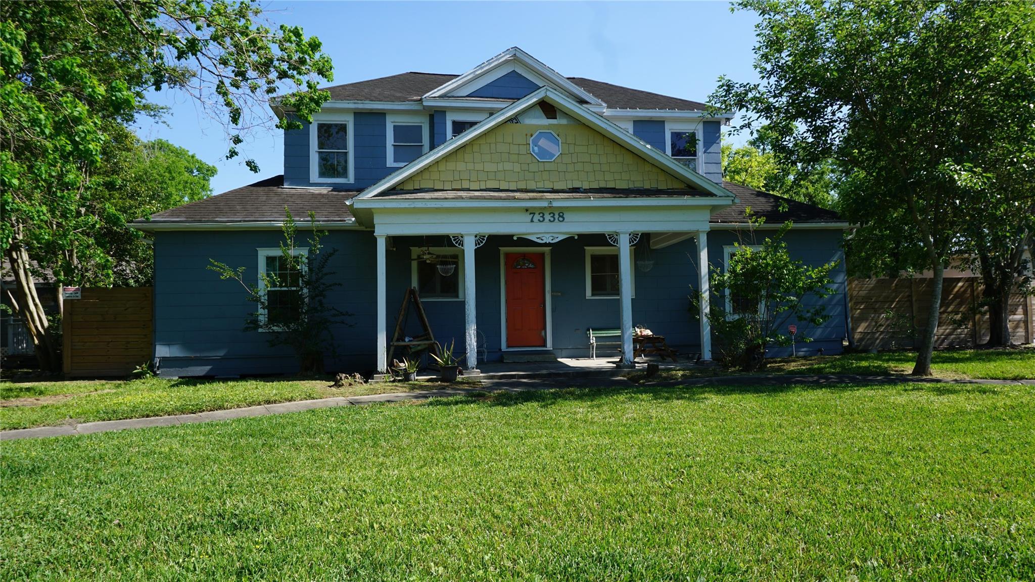 7338 Fauna Street Property Photo - Houston, TX real estate listing