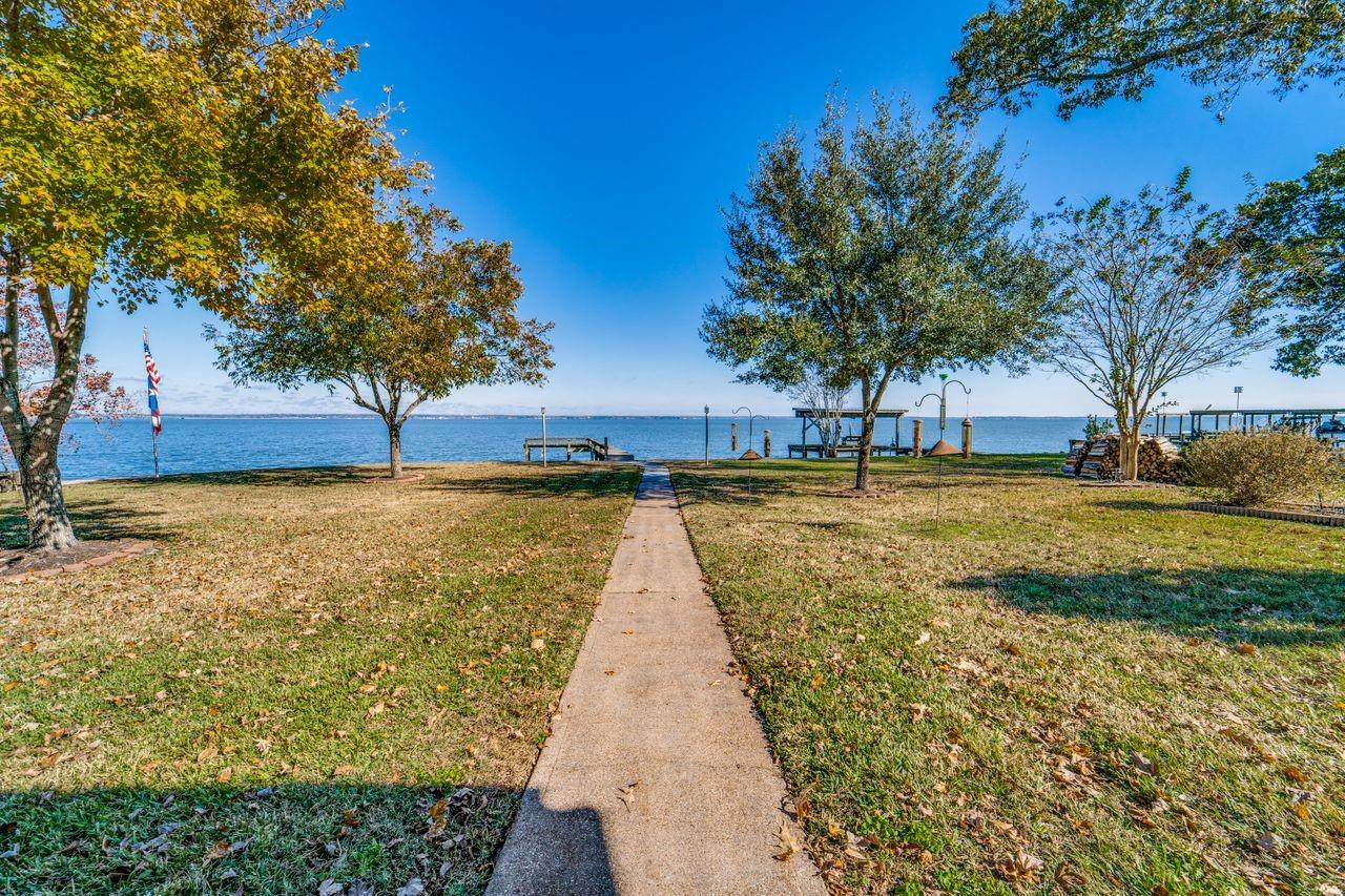 610 High Crest Drive Property Photo - Point Blank, TX real estate listing