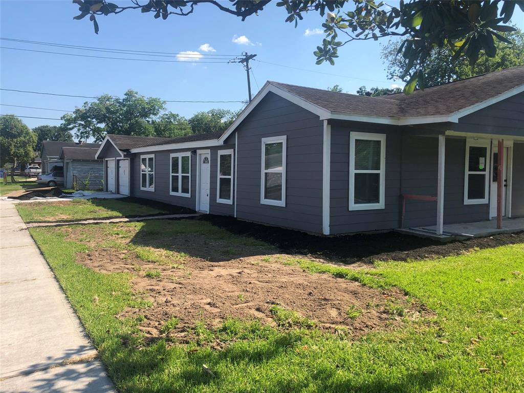 2101 10th Street Property Photo - Galena Park, TX real estate listing