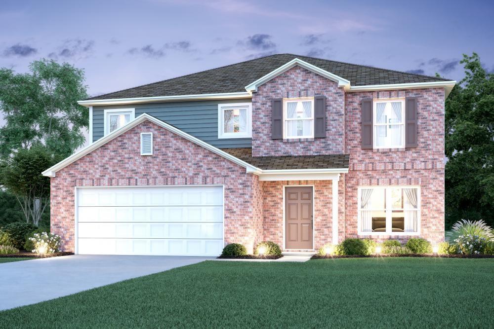 9829 Hunter Springs Drive Property Photo 1