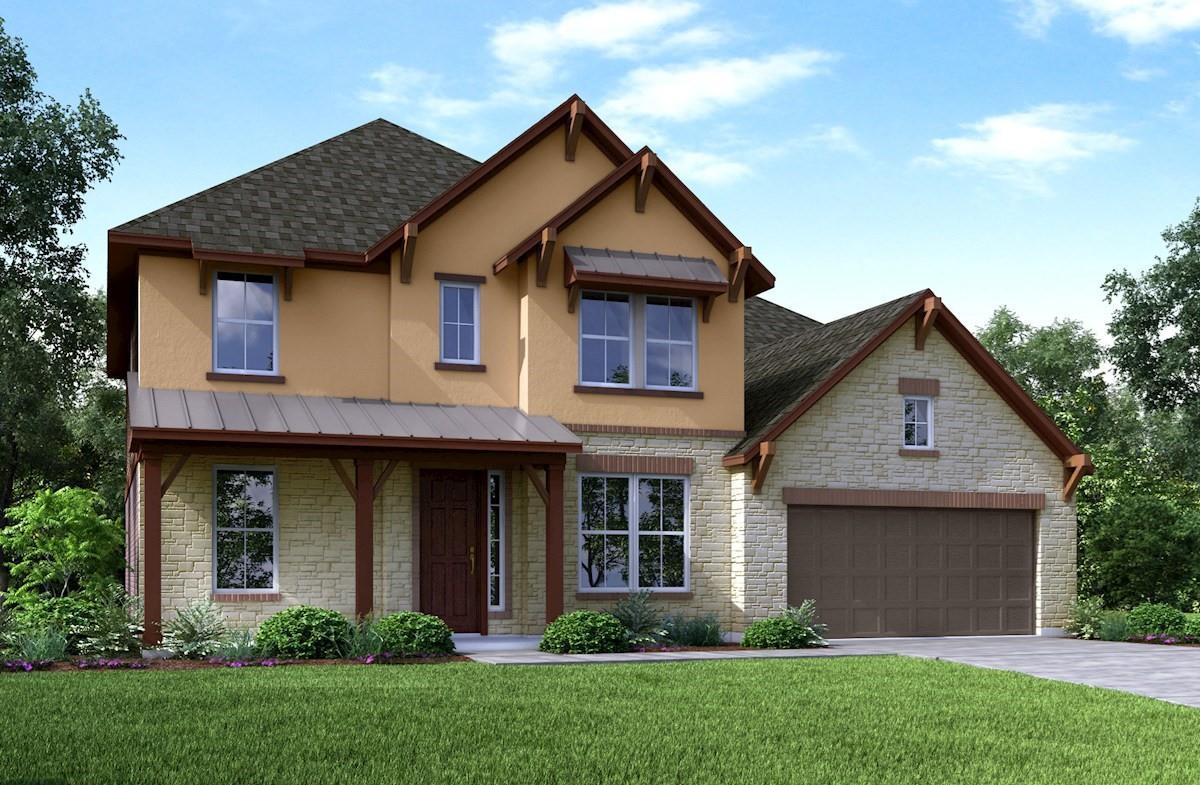 762 Corbin Crest Trail Property Photo - La Porte, TX real estate listing