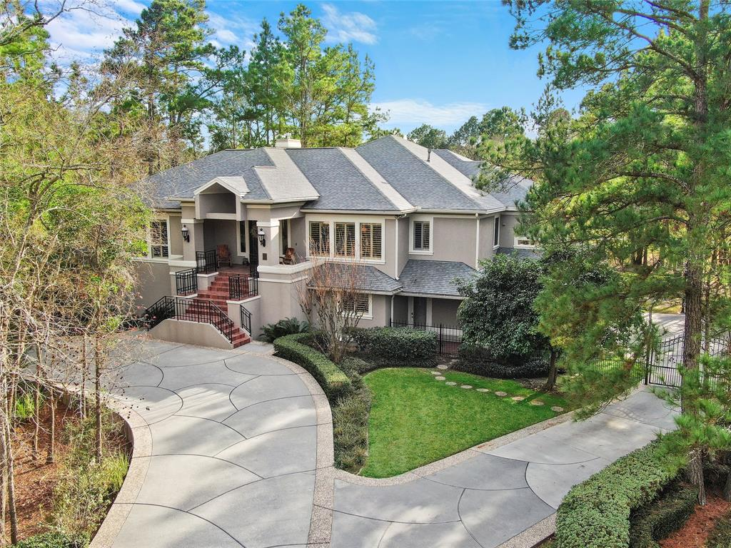 83 Hollymead Drive Property Photo - The Woodlands, TX real estate listing