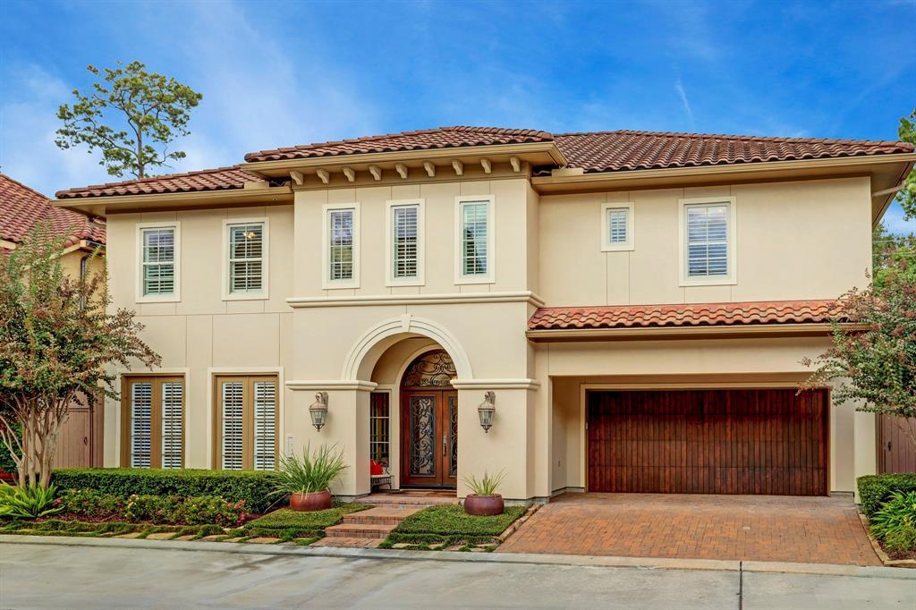 28 N Creekside Court, Spring Valley Village, TX 77055 - Spring Valley Village, TX real estate listing