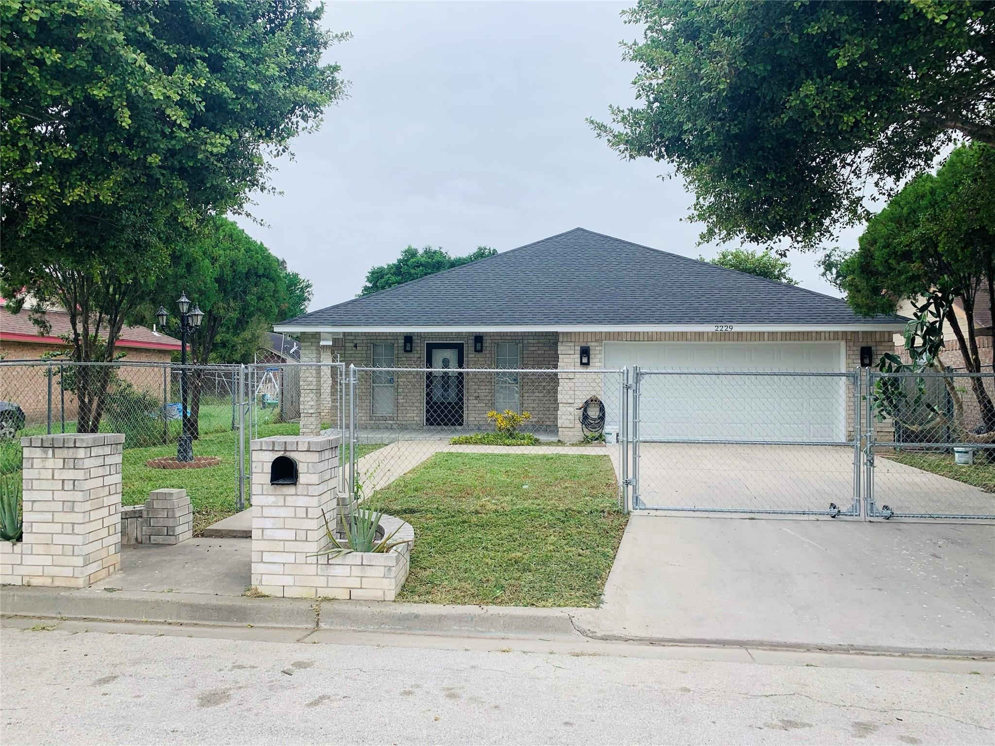 2229 Del Sol Street Property Photo - Brownsville, TX real estate listing