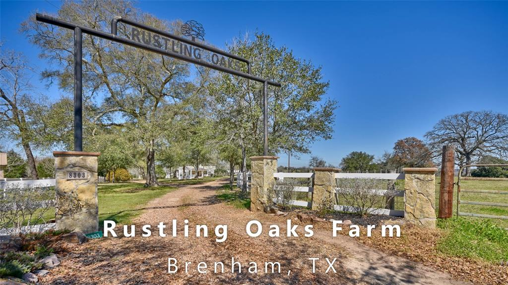 8303 Parkisons Lane, Brenham, TX 77833 - Brenham, TX real estate listing