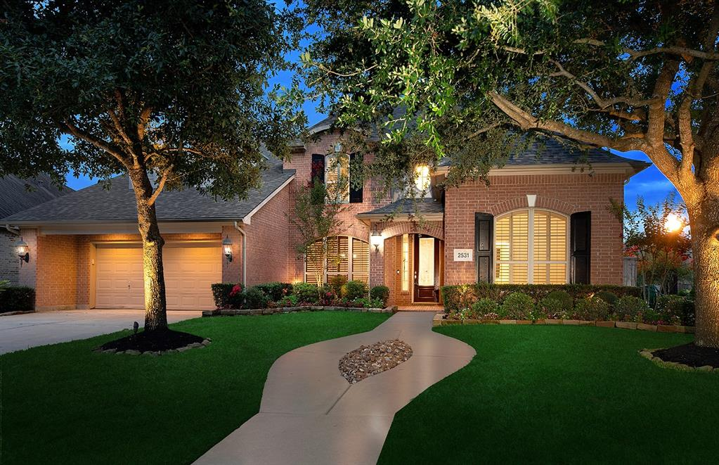 2531 Hendricks Lakes Drive Property Photo - Spring, TX real estate listing