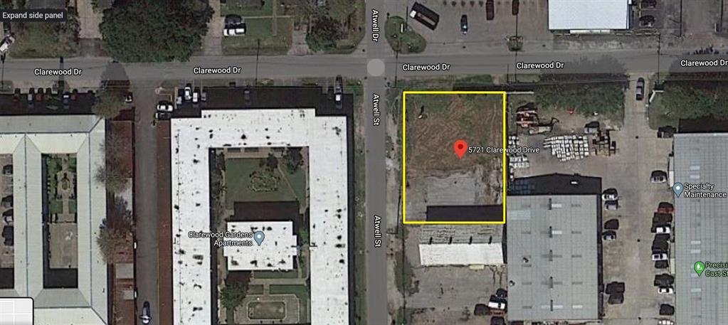 5721 Clarewood Drive Property Photo - Houston, TX real estate listing