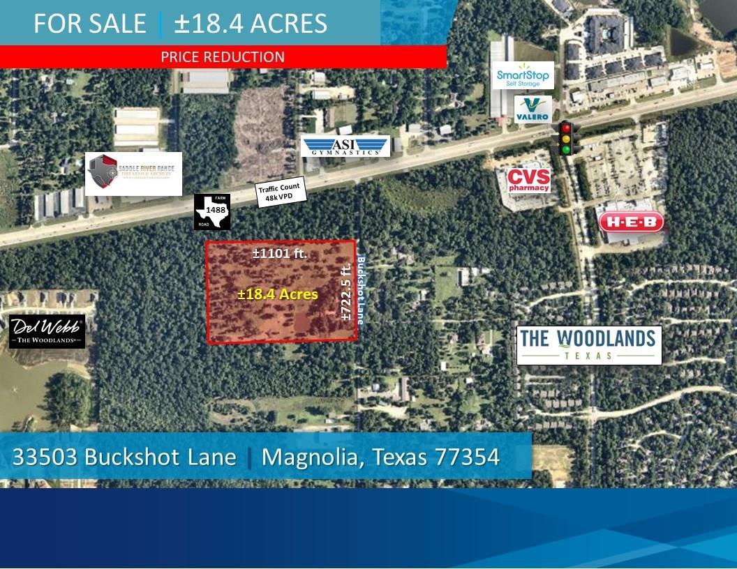 33503 Buckshot Lane Property Photo - Magnolia, TX real estate listing