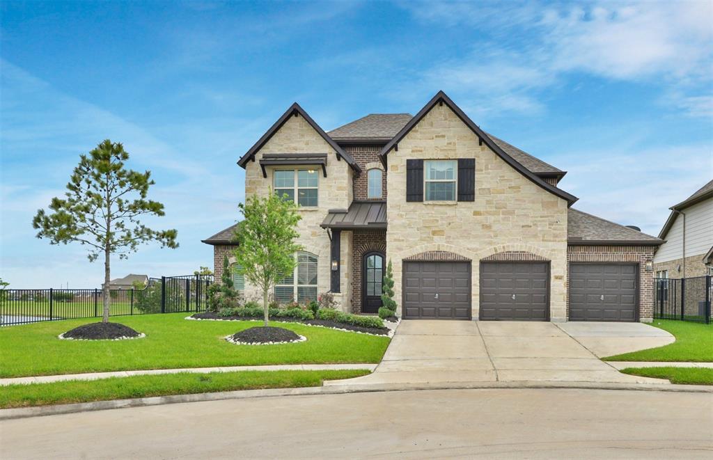 9542 Flora Rock Lane, Cypress, TX 77433 - Cypress, TX real estate listing